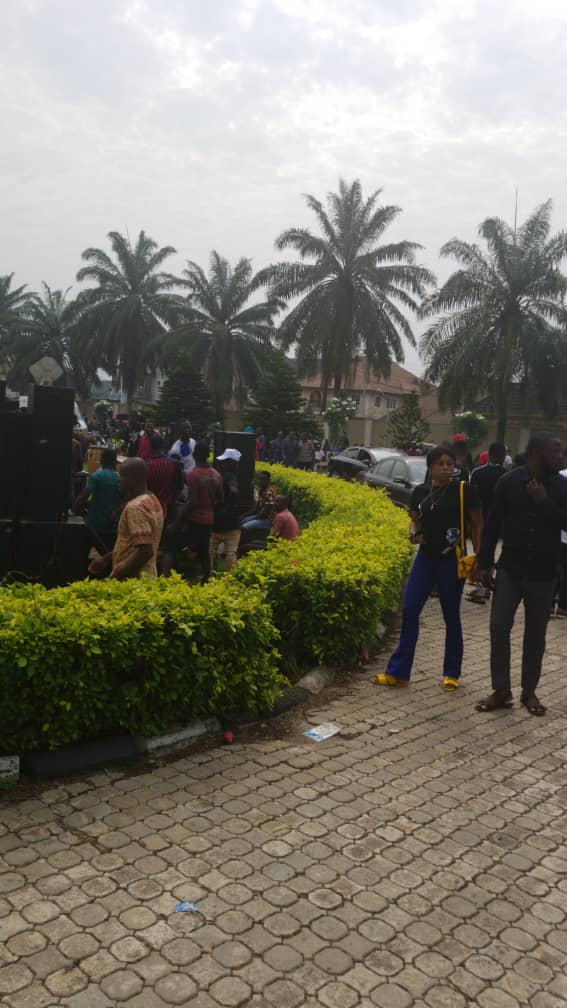 Photo News: New APC Mega Rally In Ugbor